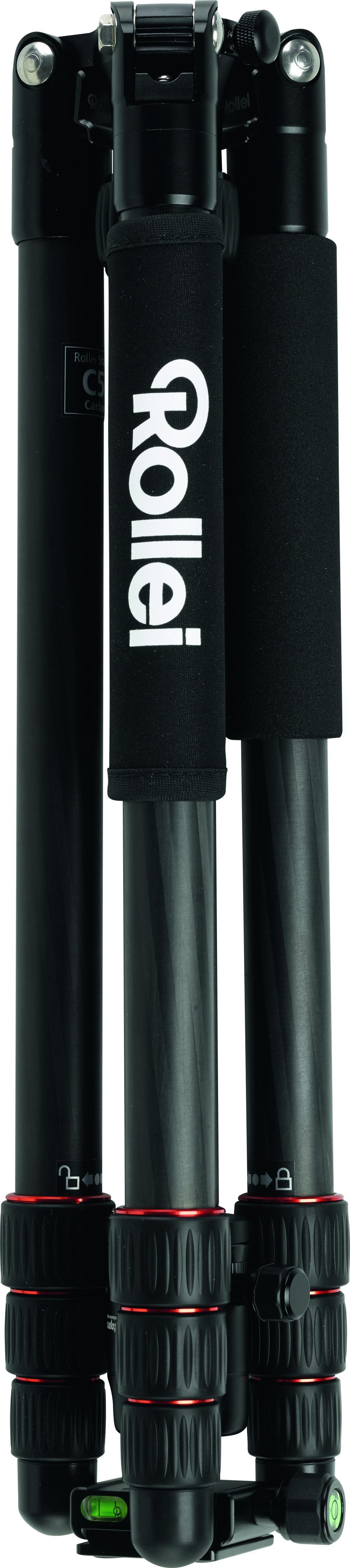 Rollei C5i Carbon - kit trepied + cap cu bila , negru 3